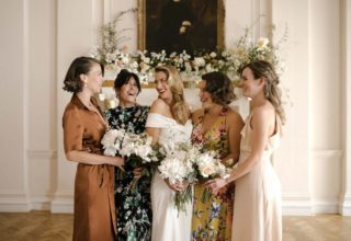 The Ned Wedding Venue, The Saloon Room, Photography by Jessica Williams