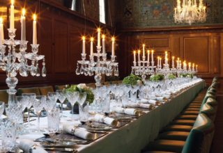 The Ned Corporate Dining, Tapestry Room