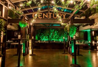 Century Club, The Roof Terrace