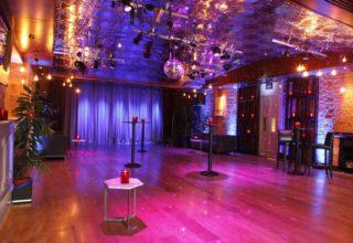 Century Club, The Green Room