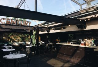 Century Club Networking Event, Rooftop Terrace