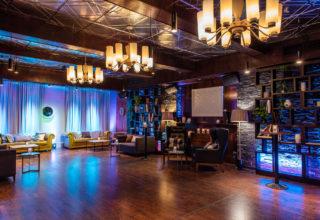 Century Club Corporate Event, Club Room