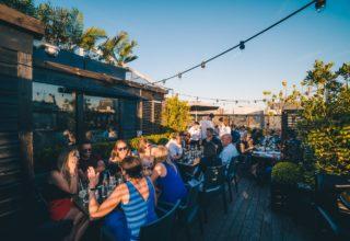Century Club Summer Socials, Rooftop Terrace