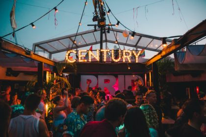 Century Club Summer Nights, Rooftop Terrace