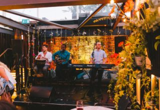 Century Club Jazz nights, Rooftop Terrrace