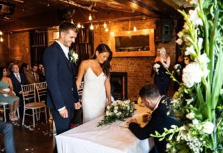 Century Club Wedding Venue, The Green Room