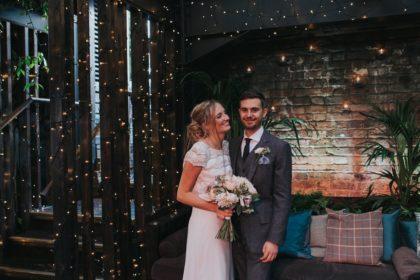 Century Club Wedding Venue, Rooftop Terrace, Photography by Yolande Devries