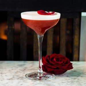 Cocktails at Century Club