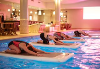 Haymarket Hotel Yoga Sessions, Swimming Pool & Bar