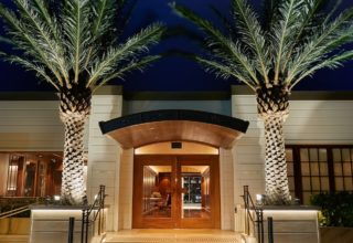 Zest Beachouse at Point Piper Corporate Venue, Outside view
