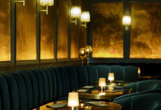 Sofitel London St James London Private Dining at the Rose Bar-2