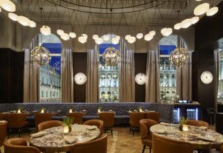 Wild Honey Restaurant Private Dining at Sofitel St James Hotel London-2