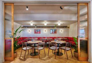 Humble Grape Canary Wharf Wedding Venue, Main Events Spacejpg