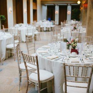 11 Cavendish Square Wedding Venue, The Orangery