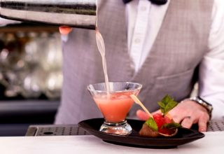 Summer Cocktails at The Gherkin