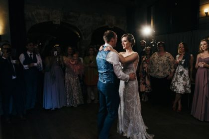 Humble Grape Fleet Street Wedding Venue, Main Dining Room, Photography by Greg Coltman.4pg