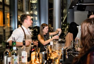 The Listing Corporate Events, Main Space