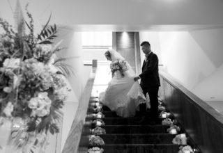 Sofitel Hotel London St James Wedding Photo by John Sanders