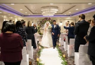 Sofitel St James Hotel London Wedding Photo by John Sanders