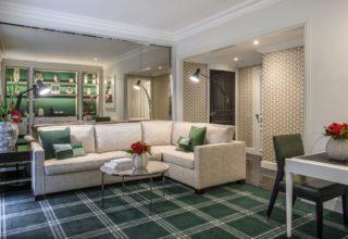 Sofitel London St James Hotel Suite Green