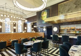 Wild Honey Restaurant Private Dining at Sofitel St James Hotel