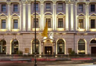 Sofitel London Hotel St James Wild Honey Restaurant