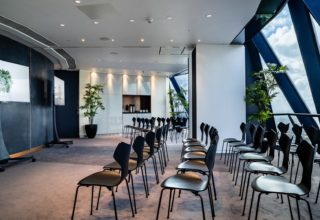 The Gherkin private event spaces