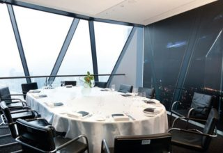 The Gherkin private event spaces 4