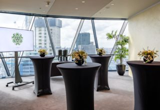The Gherkin private event spaces 5