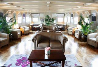 The Yacht London Corporate Venue, Below Deck
