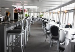 The Yacht London Corporate Dining, The Restaurant