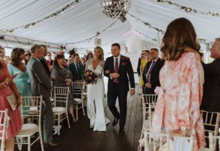 The Yacht London Wedding Venue, Top Deck, Photography by Ami Robertson