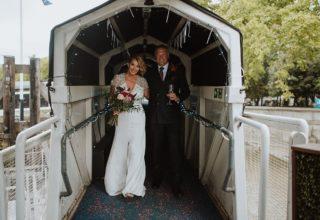 The Yacht London Wedding Venue, Entrance, Photography by Ami Robertson.jpg