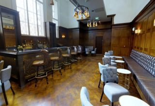 Courthouse Hotel Shoreditch, Private Members Bar