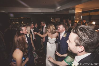 South Place Hotel Wedding Venue, Peel Room, Photography by Nick Rose