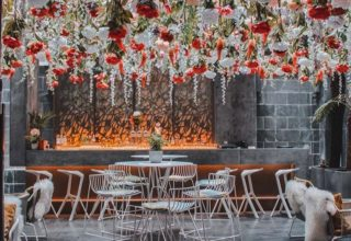 South Place Hotel Private Dining, Secret Garden