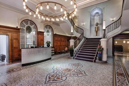 Courthouse Hotel Shoreditch Corporate Event, Lobby