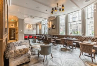 Courthouse Hotel Shoreditch Private Dining, The Bar