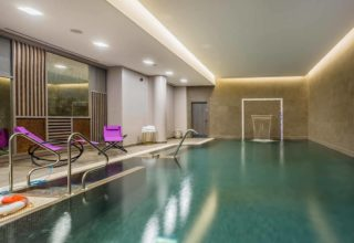 Courthouse Hotel Shoreditch Spa Day, Sanook Spa