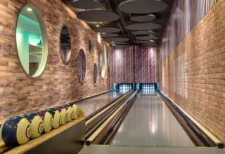 Courthouse Hotel Shoreditch Days Out, Bowling Alley