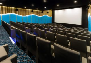 Courthouse Hotel Shoreditch Cinema Trips, Private Screening Room