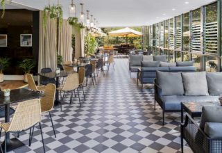 Vibe Hotel Rushcutters Bay Networking Event, Restaurant