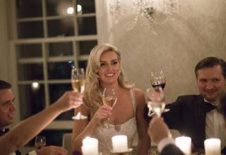 Dunbar House Sydney Wedding Venue, Wedding Reception