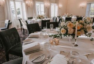 Dunbar House Table Details