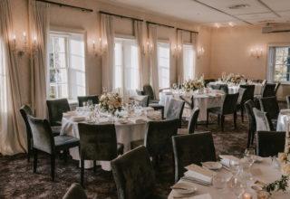 Dunbar House party banquet