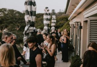 Dunbar House Drinks reception