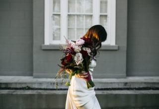 Dunbar House bride