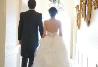 Dunbar House bride and groom 2