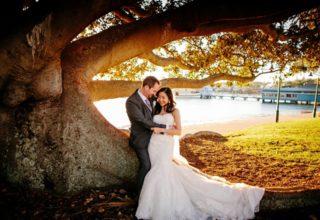Dunbar House - Wedding Location- Fig Tree