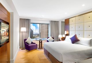 Amora Hotel Sydney Deluxe Room